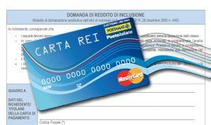 CARTA REI, Reddito di Inclusione, più semplice accedere al beneficio ...