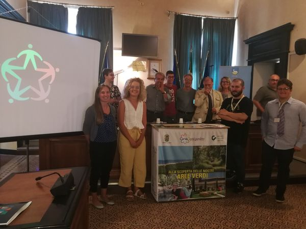Ufficio Verde Cervia : Progettou ccervia verdeu d comune di cervia