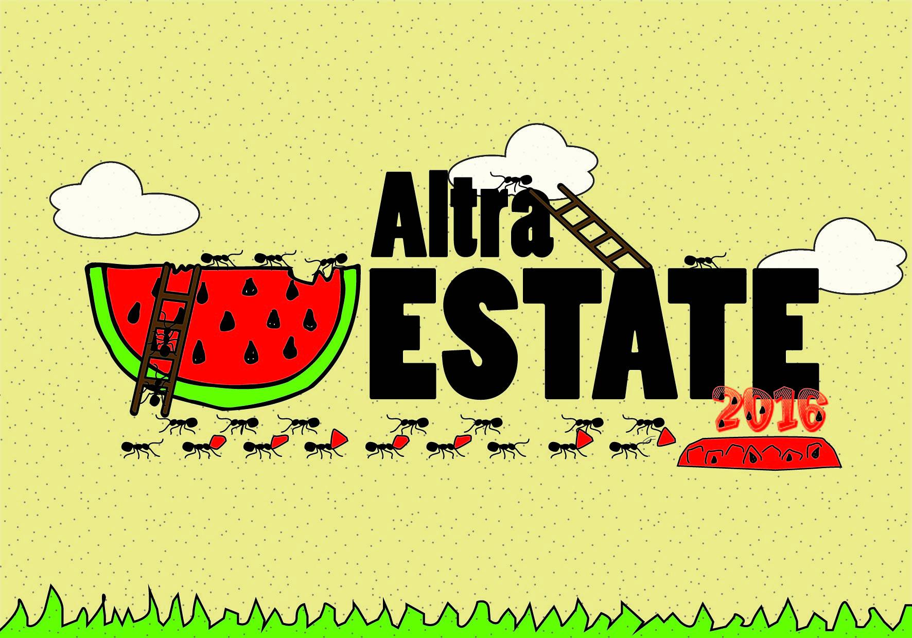 Progetto Altra Estate edizione 2016