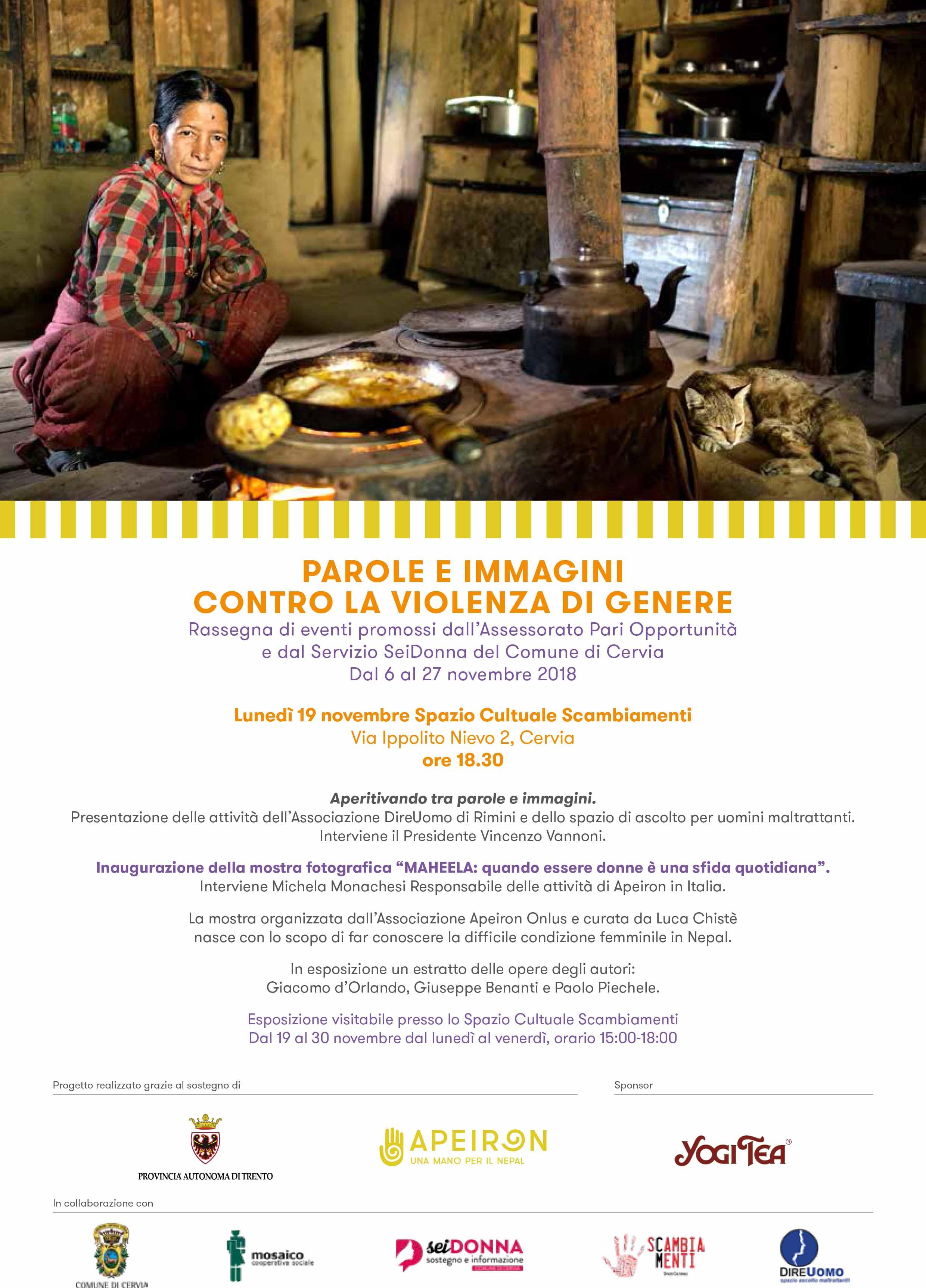 25 novembre, violenza di genere, donne